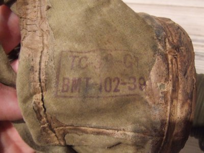 masque anti gaz defense passive française tc-38-pt