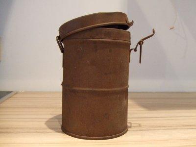 boite masque anti gaz allemand WW1