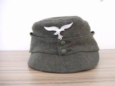 casquette allemande offerte par un ami