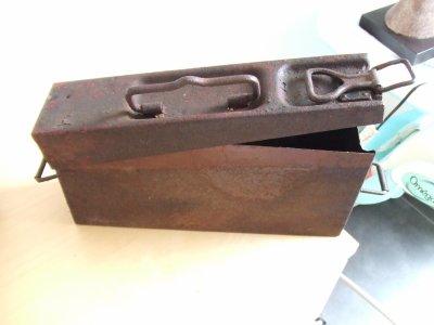 nouvelle petite rentrée caisse MG34/42