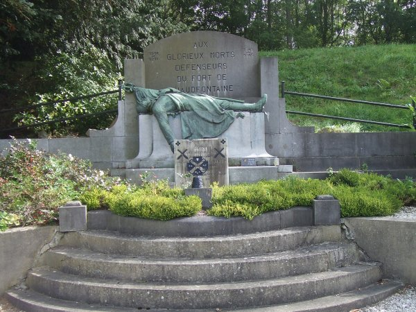 MEMORIAL DU FORT DE CHAUDFONTAINE
