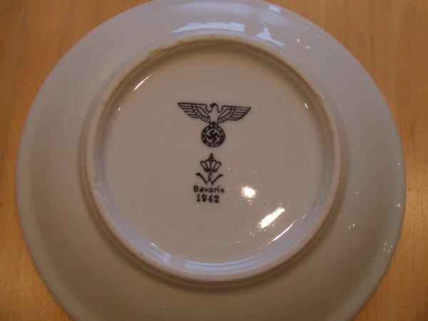 SOUS TASSES WEHRMACHT BAVARIA 1942