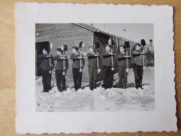 PHOTOS SOLDATS LUFTWAFFE