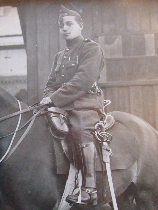 CAVALIER BELGE WW2