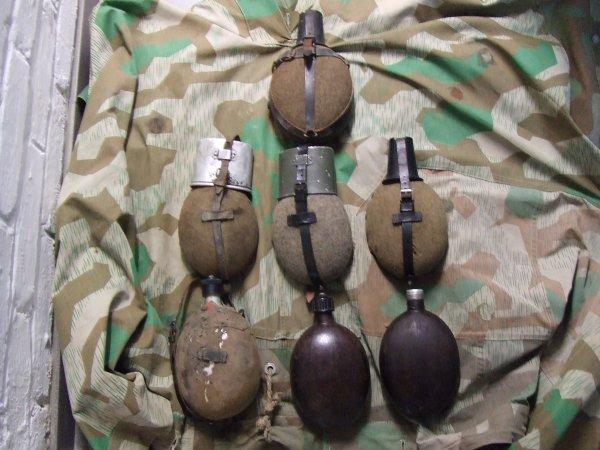 GOURDES ALLEMANDES WW2