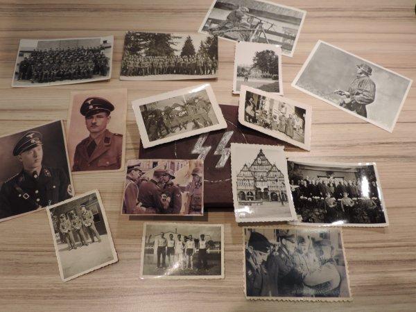 ALBUM PHOTOS WW2