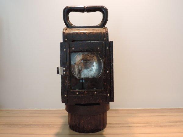 LAMPE A CARBURE BAKELITE WH WW2