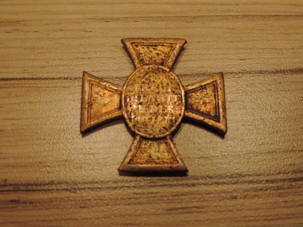 MEDAILLE POLIZEI 25ANS DE SERVICE WW2