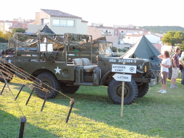 CAMP U.S. AU CAP D AGDE