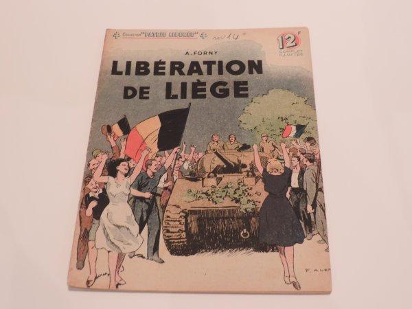 LIEGE WW2 WW1