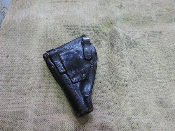 HOLSTER FN 1922 GENDARMERIE BELGE WW2