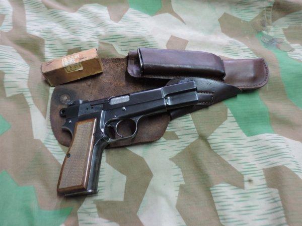 FN BROWNING GP35 BELGIQUE