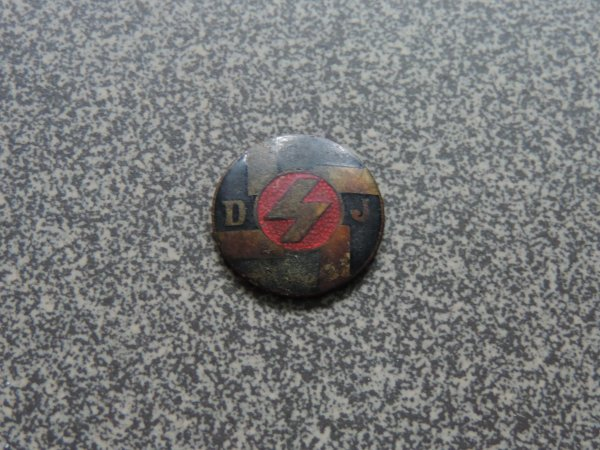 BADGE DJ ALLEMAND WW2