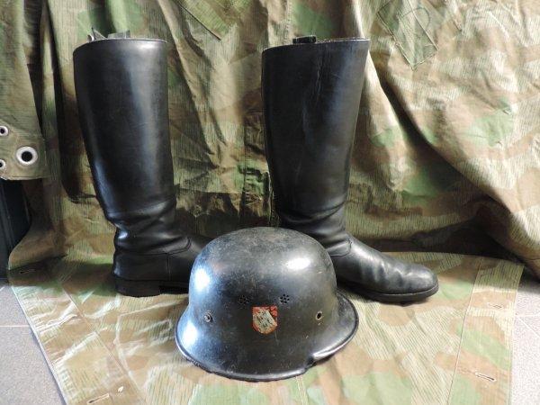 BOTTES ALLEMANDES WW2