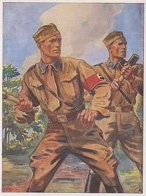 GRENADE ENTRAINEMENT ALLEMAND WW2