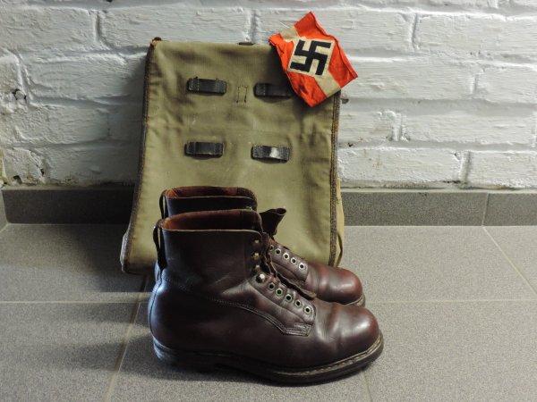 BRODEQUINS HJ WW2