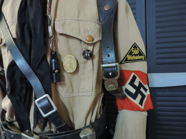 HITLERJUGEND -DEUTSCHE JUNGVOLK ALLEMAND WW2