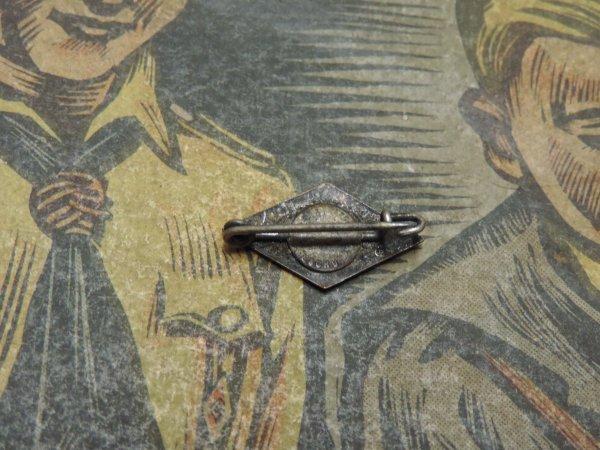 HitlerJugend - Mitgliedsabzeichen insigne de membre ALLEMAND WW2 (2)