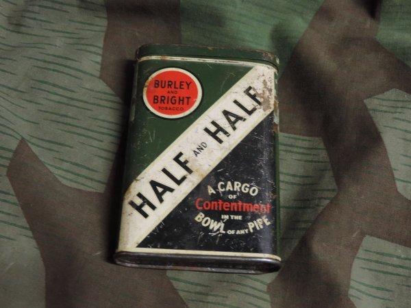 HALF AND HALF TOBACCO US WW2