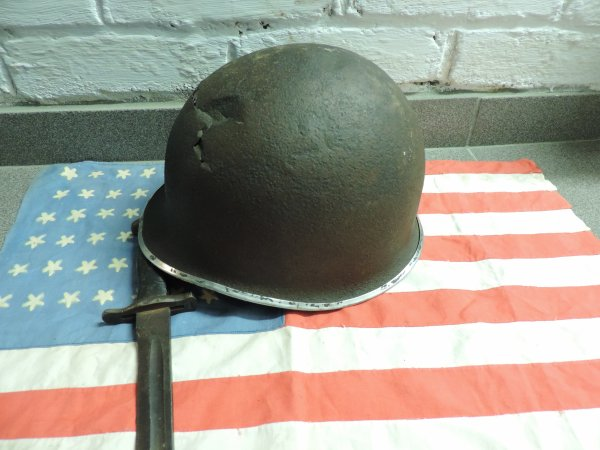 CASQUE USM1  US WW2