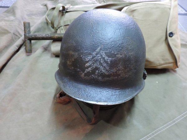 US WW2 101ST AIRBORNE 506TH HELMET