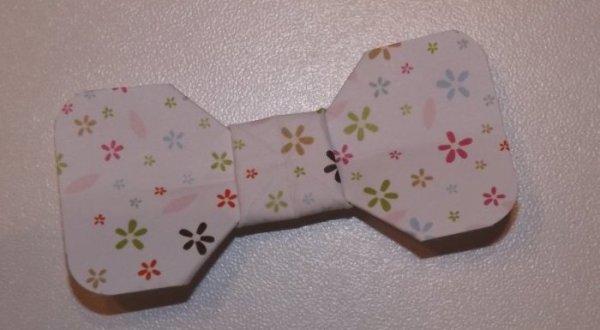 Noeud en papier (origami)