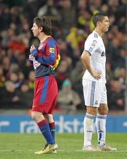 Les 10 différences entre Lionel Messi et Cristiano Ronaldo