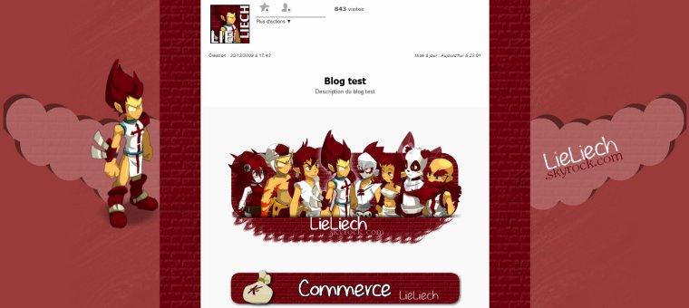[12/03/2013] - Commande LieLech