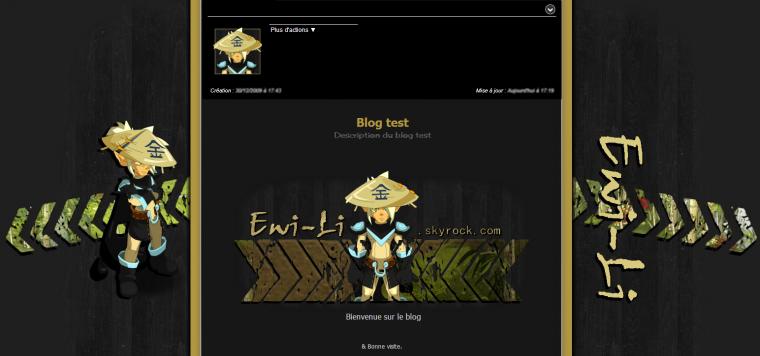 [07/03/2014] Commande Ewi-li