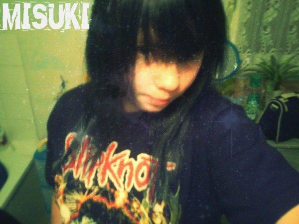 Sarah Misuki