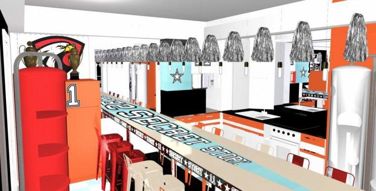 #DernièresMinutes : Découvrez les plans 3D du campus des secrets !