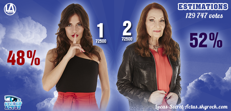 #ESTIMATIONS : Nominations Semaine 3 - JULIE/TANYA