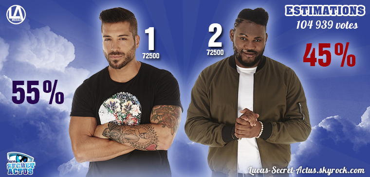#ESTIMATIONS : Nominations Semaine 4 - ALAIN/MAKAO