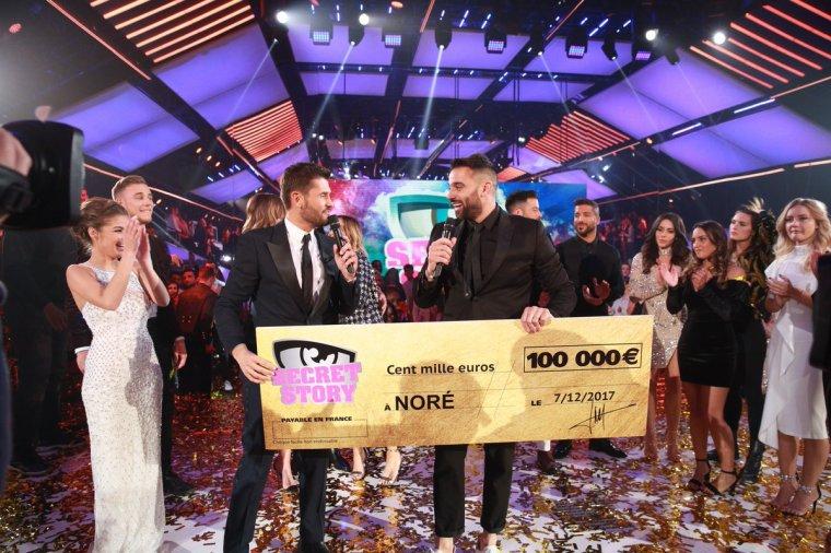 #VICTOIRE: Noré grand gagnant de la 11e saison de Secret Story !