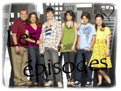 """Liste des épisodes de la série """"Les sorciers de Waverly Place"""""""