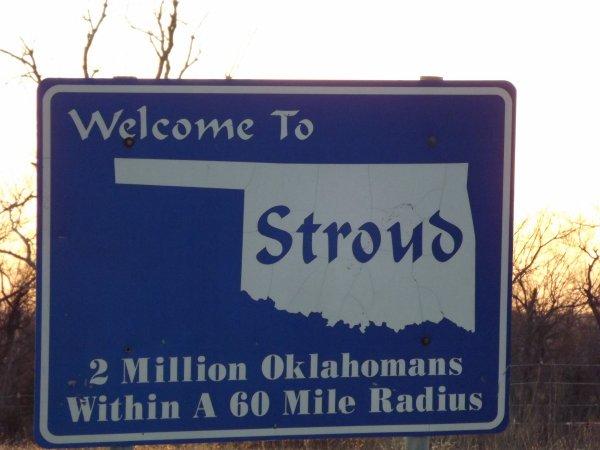 Bienvenue à Stroud