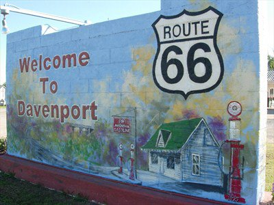 Bienvenue à Davenport