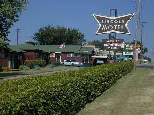"Le ""Lincoln motel"" à Chandler"