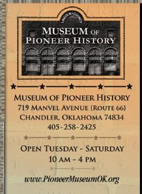 "Le "" Museum of pioneer history"" à Chandler"