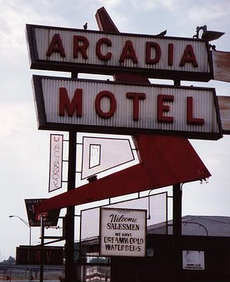 Bienvenue à Arcadia
