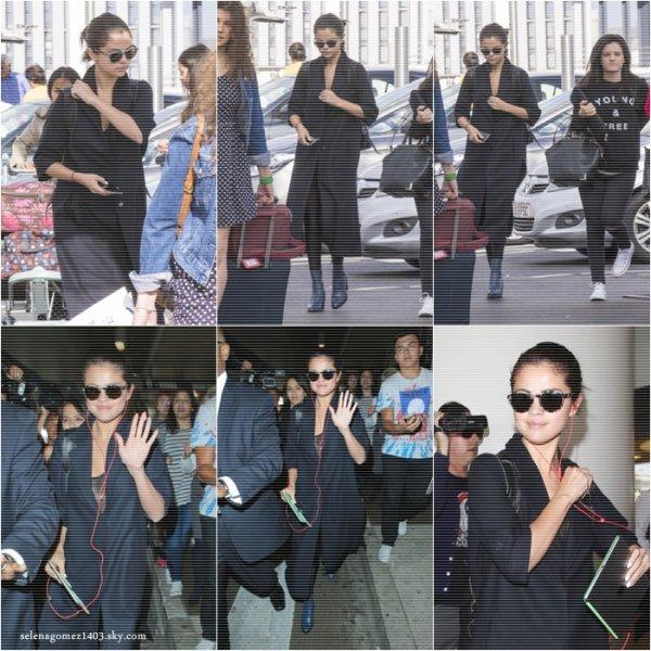 Selena Gomez était à Londres ces derniers jours