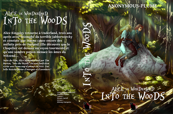 INTO THE WOODS de HOSHIRO RYUKO.