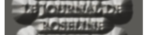 LE JOURNAL DE ROSELINE de LE-TRIO-ILR