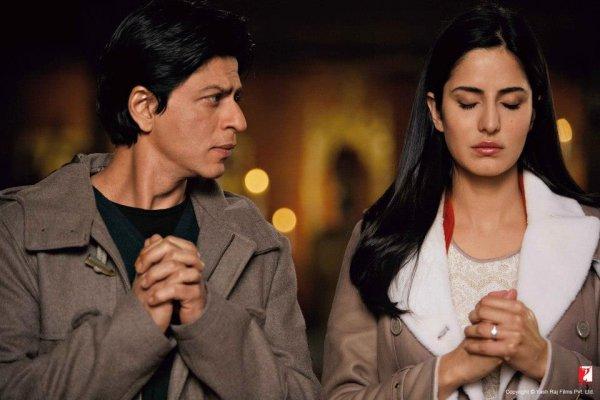 Shahrukh Khan & Katrina Kaif