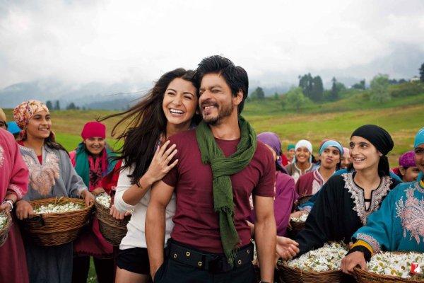 Shahrukh Khan &Anushka Sharma