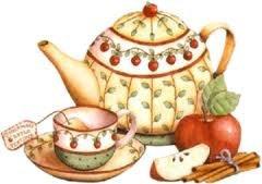 À l'heure du thé...