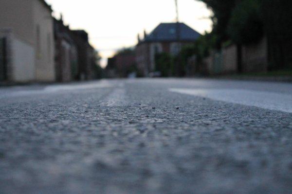 Trace ta route, sans jamais regarder derrière toi !♥