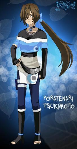 Yoratenari Tsukimoto