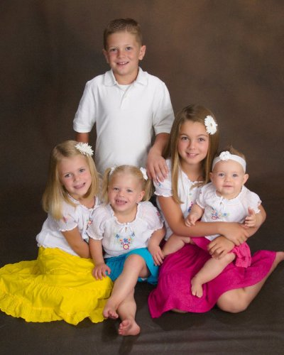 David Decker's Children