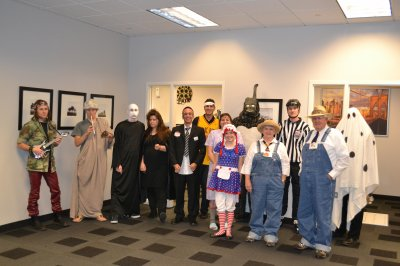 Complete Merchant Solutions, LLC. (CMS Online) Halloween Party 2011